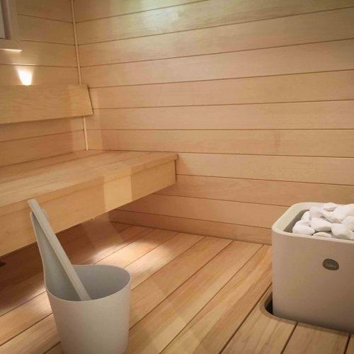 Sisustussuunnittelu Tampere Sauna