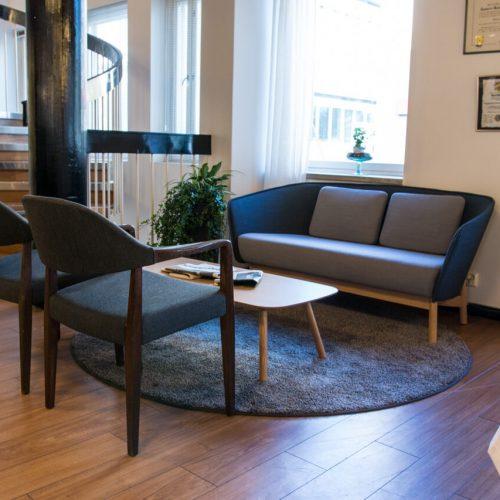Tampereen Suomalainen klubi - Ravintolan Sisustussuunnittelija