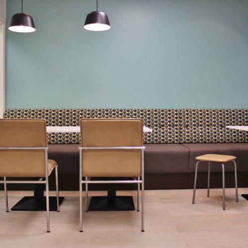 Toimiston kahvio Sisustussuunnittelija Tampere
