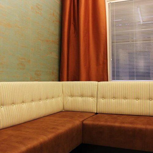 Sisustussuunnittelu Tampere toimisto puhelinhuone