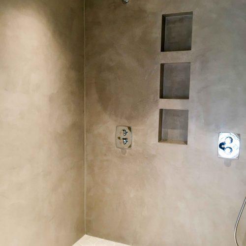 Kylpyhuone - Sisustussuunnittelija Tampere