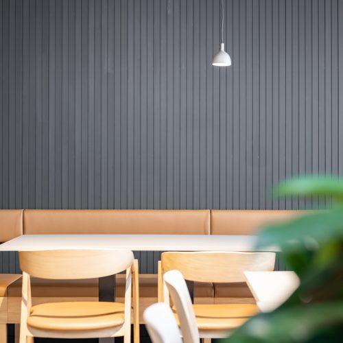 Sisustussuunnittelu ravintola Arlanda Tampere, Siparila Railo